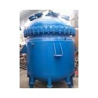 河南蓝星化工搪玻璃电加热反应釜