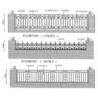 南京联润铁艺不锈钢装饰-围栏系列-阳台护栏
