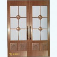 南京联润铜艺装饰-艺术铜门系列-铜纱门