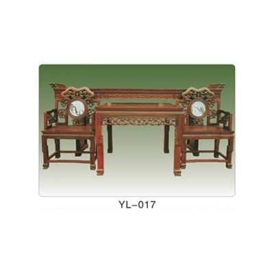 明清家具 - 东阳木雕