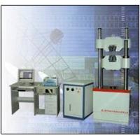 微机自动测量及数据处理万能试验机