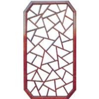 南京复古轩木雕-花窗-102