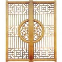 南京复古轩木雕-花窗-103
