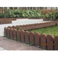 成都  防腐木栏杆/护栏-花池围栏