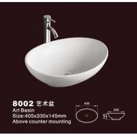 供应厂家超低价陶瓷盆8002
