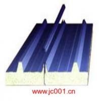 进兴盛-彩色压型钢板聚苯夹芯复合板