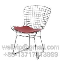 网椅,铁丝椅,钻石椅,餐椅