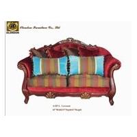 欧式古典沙发 中式沙发 豪华宫廷沙发 广东布艺沙发厂