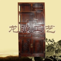 多宝阁(单板)-红木