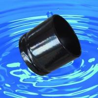 涂塑钢质复合管 钢塑复合管热浸塑钢管