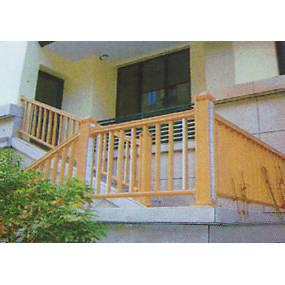 铁沁PVC护栏 楼梯护栏系列
