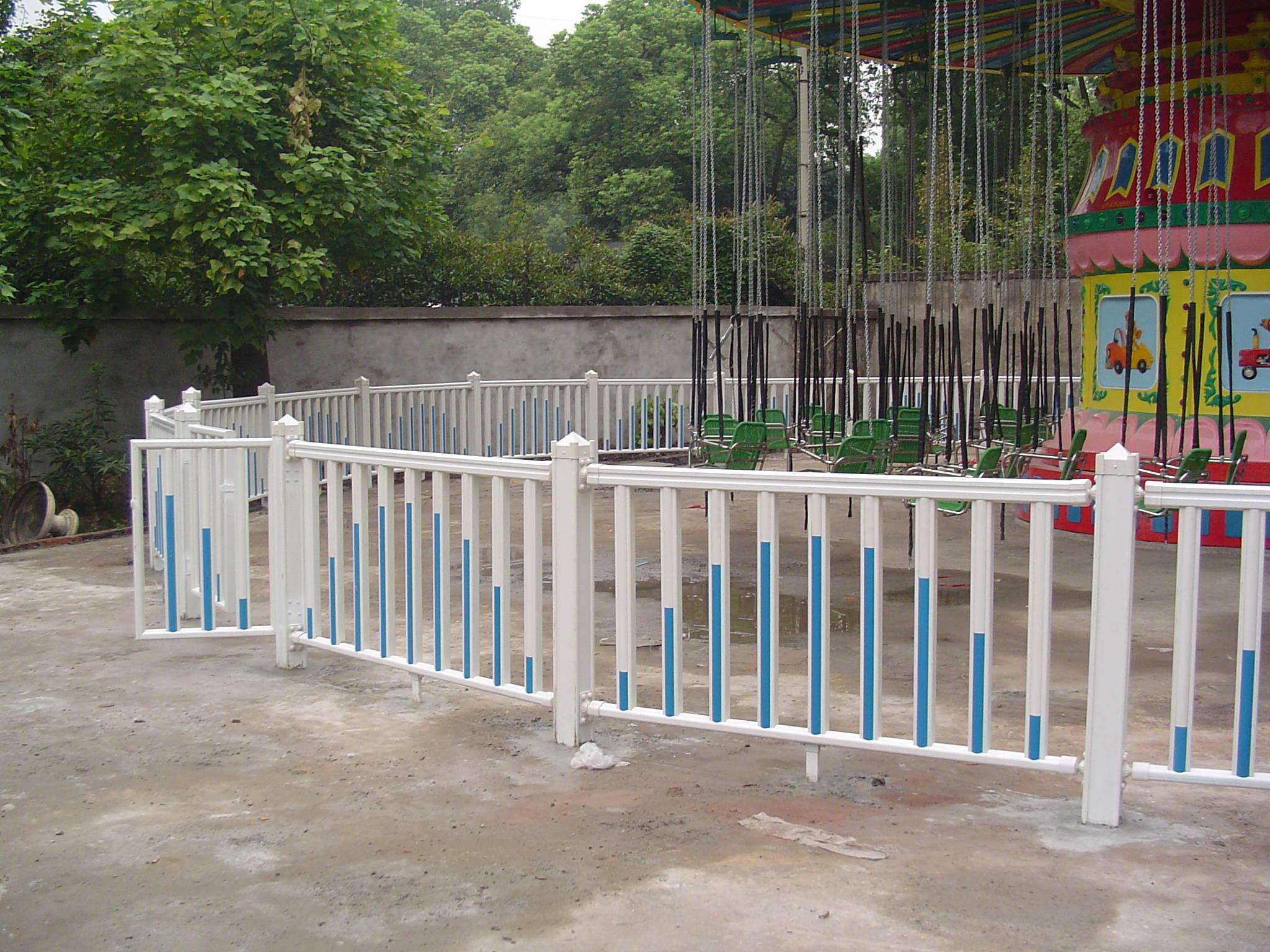 铁沁PVC护栏 花坛护栏