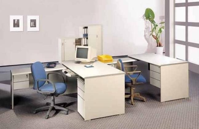 金美鑫办公家具电脑桌