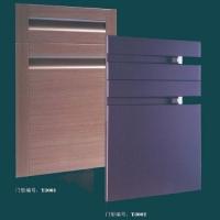 南京橱柜门板-欧斯娜橱柜门板-现代模压门型