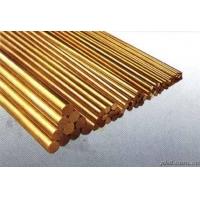 供应H59黄铜 无铅铜锌合金 2.0360黄铜棒 NS102