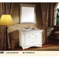 成都青龙国际建材市场-艾伦伯莱-仿古浴室柜-3007