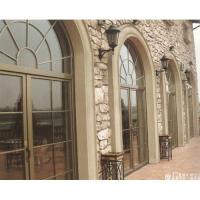 欧式木窗-木铝复合窗