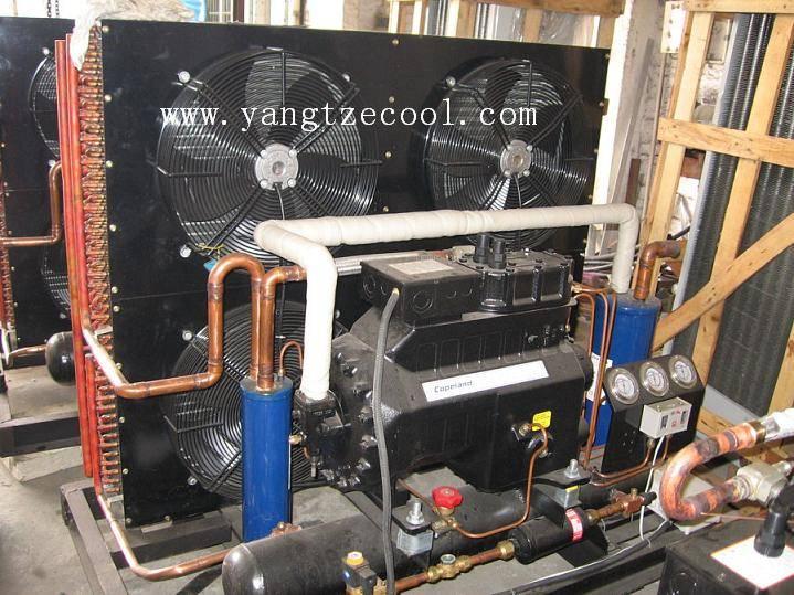 原装进口风冷,水冷机组,适用于冷库,冷水机,鱼池