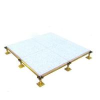 晓伟防静电地板-铝合金防静电地板