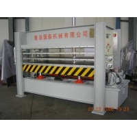 木门热压机设备生产厂青岛国森机械