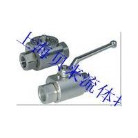 RKH G11/4 32不銹鋼 高壓球閥