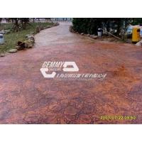 压模地坪-预防出现色差、裂纹
