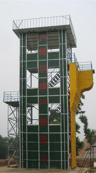 钢结构消防训练塔 防火了望塔