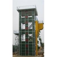 钢结构消防训练塔/防火瞭望塔/雷达监测塔