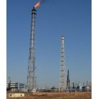 化工企业专用火炬塔、废气排放烟囱塔、烟筒塔