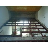 城阳楼梯钢结构楼梯搭二层吊铺消防楼梯工程护栏
