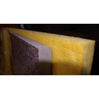 A级防火玻璃丝棉保温复合板