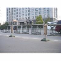 南京马路隔离栏-南京不锈钢护栏-南京昌晋达铁艺-08