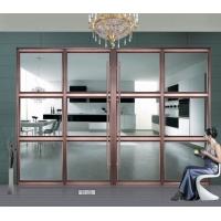 喜来乐卫浴门-钛镁铝合金玻璃门