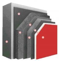 澳洲能高 聚苯颗粒保温涂料饰面系统