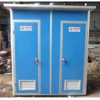 2013年畅销款简单移动厕所工地厕所便捷洗手间