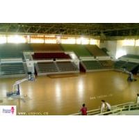 pvc塑胶篮球专用地板