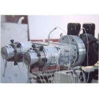 UPVC一腔双管挤出生产线