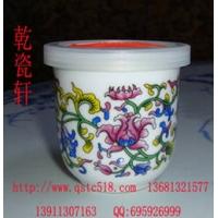 口杯批发 北京二锅头酒杯 白酒口杯 景德镇陶瓷酒杯生产厂