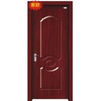 河南室内高分子门系列/浮雕门/免漆PVC门