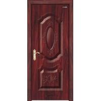 广东室内钢木门厂,高低档钢木门,不起绣钢木门