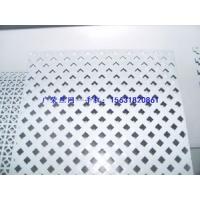 穿孔铝板、铝板穿孔板、穿孔铝板厂家、规格