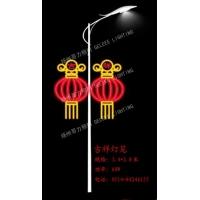 七台河 led灯杆造型灯-吉祥灯笼-景观灯-哥力照明