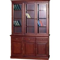 鸿庭木业-书柜
