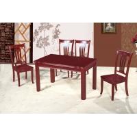 鸿庭木业-餐桌椅