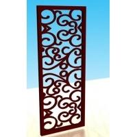 代密度板雕花 欧式风格雕花隔断 镂空板 木格 通花板