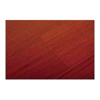 多层实木地板:平面红檀香