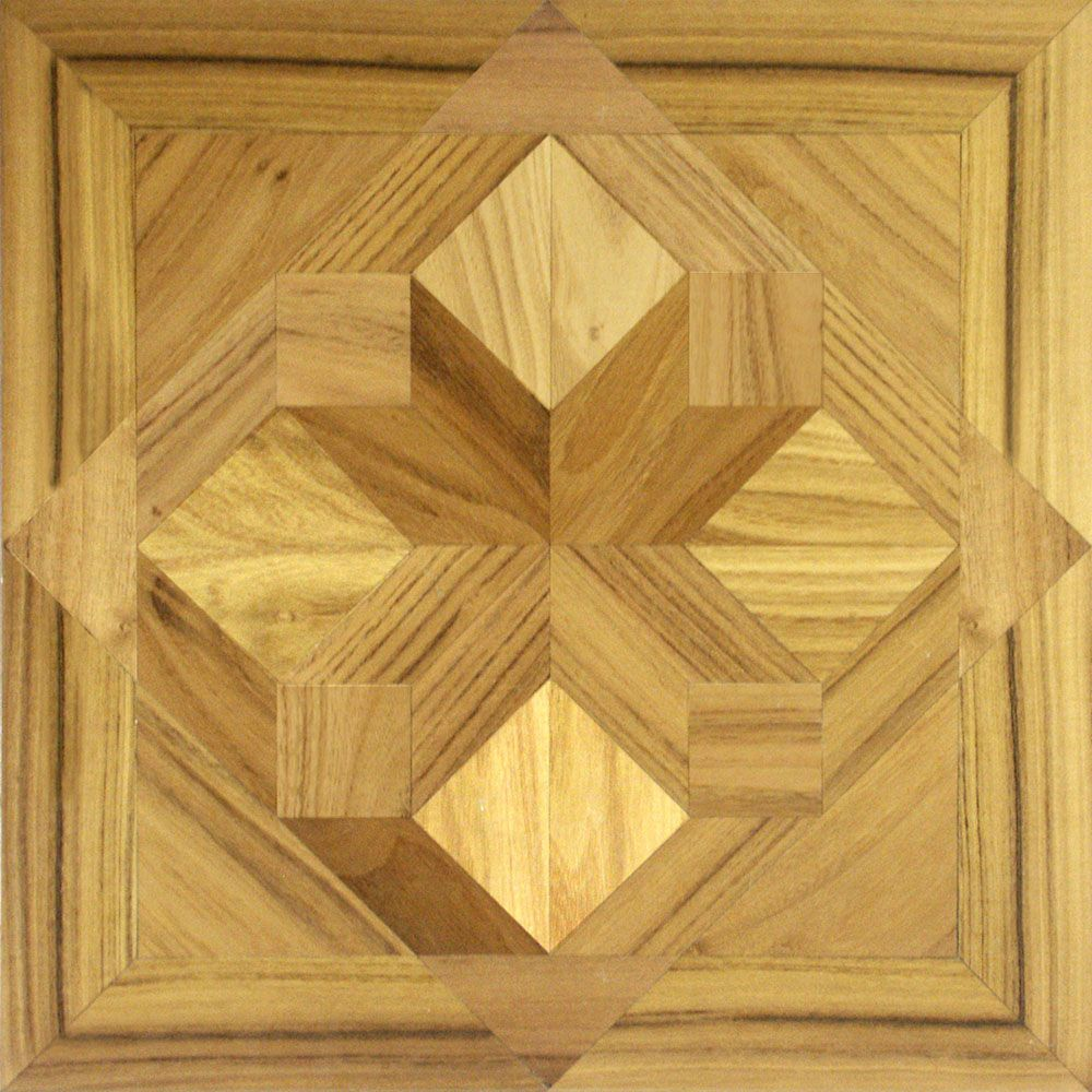 艺术拼花木地板 - 产品库