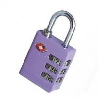 TSA锁海关密码锁
