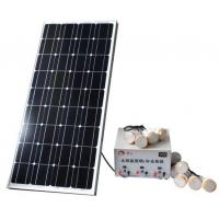 太阳能多灯头照明/补光系统 养殖灯 园林灯