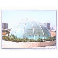 和风艺术玻璃-热弯夹层玻璃